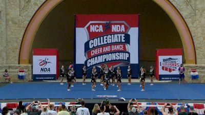 Utah Valley University [2021 Advanced All-Girl Division I Finals] 2021 NCA & NDA Collegiate Cheer & Dance Championship