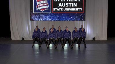 Stephen F Austin State University [2021 Team Performance Division I Finals] 2021 NCA & NDA Collegiate Cheer & Dance Championship