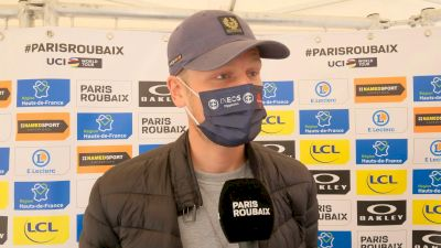 Dylan Van Baarle: 'A Lot Can Happen, Especially With This Weather'