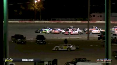 Highlights | IMCA Stock Cars Friday at Beatrice Octoberfest