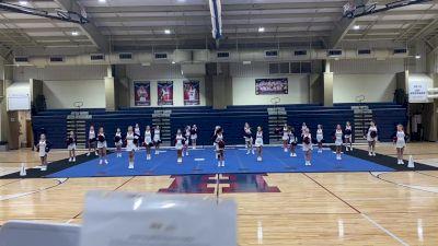 Archbishop Hannan High School [Game Day - Super Non Tumbling] 2020 UCA Virtual Regional