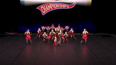 Power of Dance - Americano [2021 Open Kick Finals] 2021 The Dance Worlds