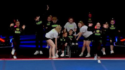 Fusion Athletics Green Bay - Legacy [2021 CheerAbilities] 2021 The Cheerleading Worlds