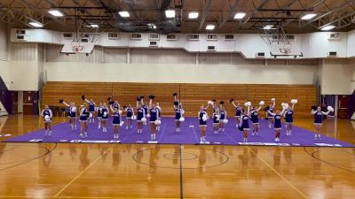 Bloomington High School-South [Game Day Varsity - Non-Tumble] 2020 UCA Virtual Regional