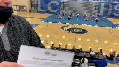 Lake Central High School [Large Varsity - Non Building] 2020 UCA Virtual Regional