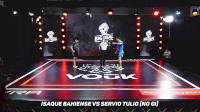 Isaque Bahiense vs Servio Tulio Big Deal Pro 3