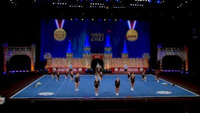 Texas State University [2021 All Girl Division IA Finals] 2021 UCA & UDA College Cheerleading & Dance Team National Championship