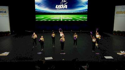 University of Montevallo [2021 Dance Open Game Day Finals] 2021 UCA & UDA College Cheerleading & Dance Team National Championship
