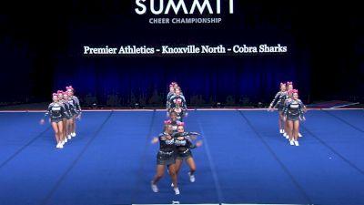 Premier Athletics - Knoxville North - Cobra Sharks [2021 L4 U17 Coed Prelims] 2021 The Summit