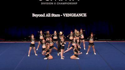 Beyond All Stars - VENGEANCE [2021 L4.2 Senior Coed - Small Finals] 2021 The D2 Summit