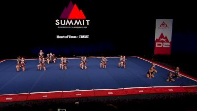 Heart of Texas - TRUST [2021 L1 Junior - Small Finals] 2021 The D2 Summit