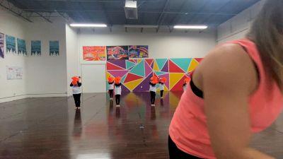 Synergy Dance Academy - TEAM [Tiny Pom] 2021 NCA & NDA Virtual March Championship