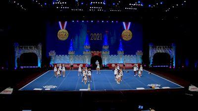Buckhorn High School [2021 Large Junior Varsity Semis] 2021 UCA National High School Cheerleading Championship