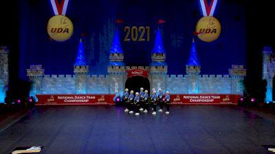 Cambridge High School [2021 Small Varsity Hip Hop Finals] 2021 UDA National Dance Team Championship