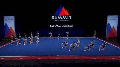 Spirit of Texas - Junior Royals [2021 L6 Junior - Small Finals] 2021 The Summit