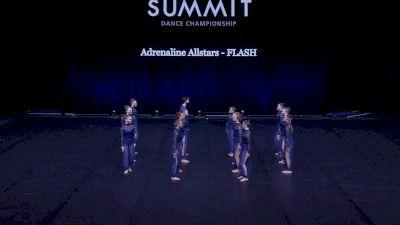 Adrenaline Allstars - FLASH [2021 Junior Jazz - Small Semis] 2021 The Dance Summit