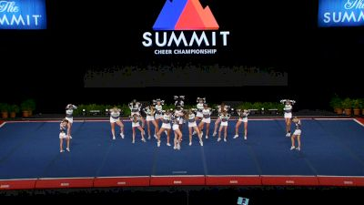 CheerVille Athletics HV - Wicked [2021 L3 Junior - Small Semis] 2021 The Summit