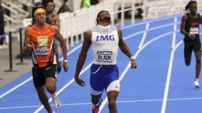 Jaylen Slade 32.77 No. 2 All-Time High School 300m Race