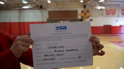 Rosary Academy [Varsity - Jazz Prelims] USA Spirit & Dance Virtual National Championships
