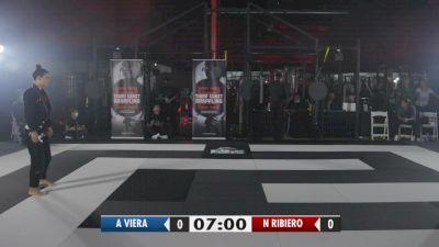 Nathalie Ribeiro vs Ana Carolina Vieira | Semifinal | 3CG Kumite VII
