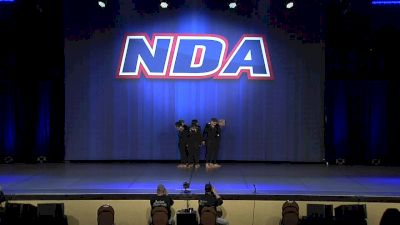 Dancin Bluebonnets [2021 Senior Small Contemporary/Lyrical] 2021 NDA All-Star National Championship