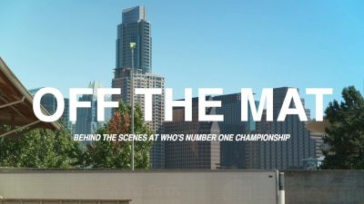 Off The Mat: Behind the Scenes at Who's Number One (Episode 5)