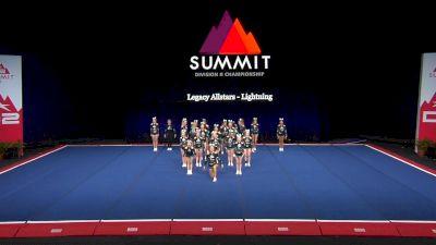 Legacy Allstars - Lightning [2021 L3 Junior - Medium Semis] 2021 The D2 Summit