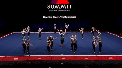 Evolution Cheer - Teal Supremacy [2021 L1 Junior - Small Finals] 2021 The D2 Summit