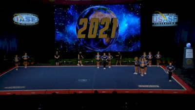 Twist & Shout - Tulsa - Diamonds [2021 L6 Senior XSmall Coed Finals] 2021 The Cheerleading Worlds