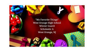 West Orange HS - My Favorite Things