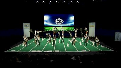 University of South Florida [2021 Division IA Game Day Semis] 2021 UCA & UDA College Cheerleading & Dance Team National Championship