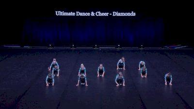 Ultimate Dance & Cheer - Diamonds [2021 Tiny Hip Hop Semis] 2021 The Dance Summit