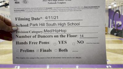 Park Hill South High School [Virtual Medium Varsity - Hip Hop Finals] 2021 NDA High School National Championship