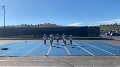 Capistrano Valley High School [Junior Varsity - Song/Pom - Novice] 2021 USA Virtual Spirit Regional #3