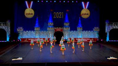 Millard North High School [2021 Large Varsity Pom Finals] 2021 UDA National Dance Team Championship