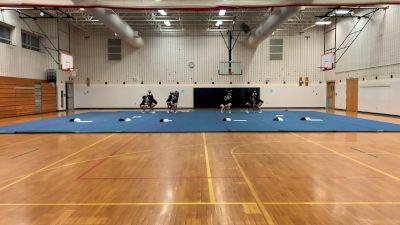 Central Dauphin East High School [Virtual Small Varsity Non Tumble Finals] 2021 UCA National High School Cheerleading Championship