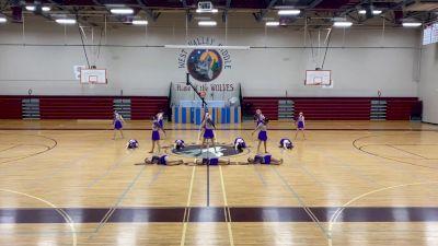 West Valley Middle School [Virtual Junior High Jazz Finals] 2021 UDA National Dance Team Championship
