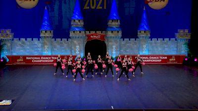 ORDTTA - ORDTTA Youth [2021 Youth - Pom Semis] 2021 UDA National Dance Team Championship