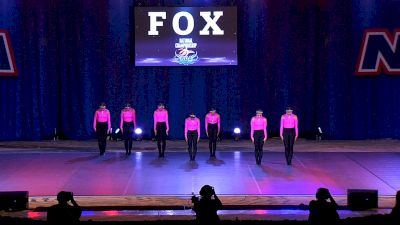 Fox JV Warriorettes [2021 Junior Varsity Kick Finals] 2021 NDA High School National Championship