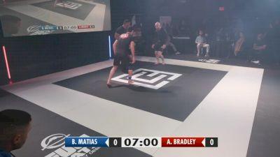 Bruno Matias vs Adam Bradley 3CG 5