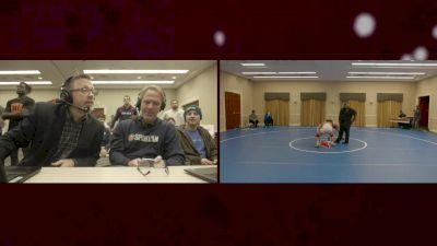 Dom LaJoie, Spartan Combat RTC vs Jacob Brasseur, Presbyterian