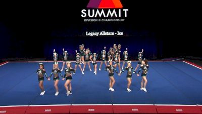 Legacy Allstars - Ice [2021 L4 Junior - Medium Finals] 2021 The D2 Summit