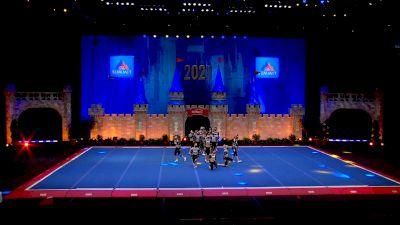 The California All Stars - Mesa - Vogue [2021 L1 Senior - Small Semis] 2021 The Summit