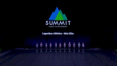 Legendary Athletics - Mini Elite [2021 Mini Hip Hop - Small Finals] 2021 The Dance Summit