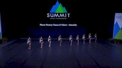 Fierce Factory Dance & Talent - Intensity [2021 Junior Jazz - Small Semis] 2021 The Dance Summit
