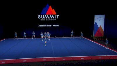 Jersey All Stars - Wicked [2021 L6 Junior - Small Finals] 2021 The Summit