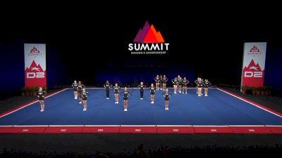 San Antonio Spirit - Team Black [2021 L3 Junior - Small Semis] 2021 The D2 Summit