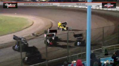 Highlights | 360 Sprints at Ocean Speedway
