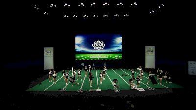 Robinson High School [2021 Large Non Tumbling Game Day Semis] 2021 UCA National High School Cheerleading Championship