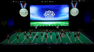 West Collierville Middle School [2021 Large Junior High Game Day Finals] 2021 UCA National High School Cheerleading Championship